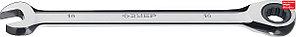 ЗУБР 10 мм, комбинированный гаечный ключ трещоточный 27074-10_z01