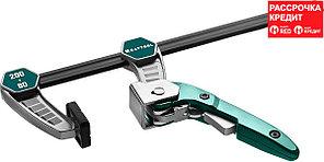 KRAFTOOL 200/80 мм, струбцина быстрозажимная 32019-080-200