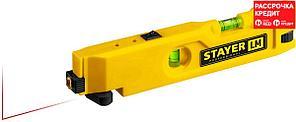STAYER 20 м, точн. +/-0,5 мм/м, подставка-штатив, уровень лазерный LM 34985