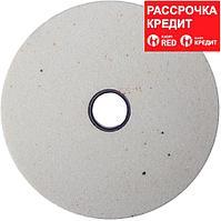 ЛУГА 200х20х16 мм, круг заточной абразивный 3655-200-16