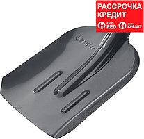 ЗУБР 346х235, с ребрами жесткости ЛСП, без черенка, лопата совковая 39428