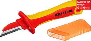 KRAFTOOL 200 мм, прямой, нож диэлектрический KN-1 45401