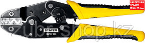 STAYER 0.5-10 мм², для медных наконечников и гильз, пресс-клещи 45440