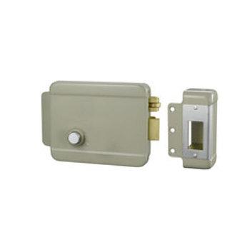 Накладной электромеханический замок Smartec ST-RL073Sl-GR