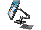 HP W3Z73AA Подставка Hot Desk, фото 2