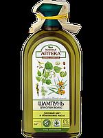 Зелёная аптека Шампунь Липовый цвет и облепиховое масло