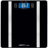 Весы напольные Scarlett SL-BS34ED42 Black
