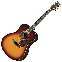 Электроакустическая гитара Yamaha LL16 BSB ARE