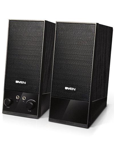 Колонки Sven SPS-604 чёрный