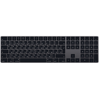 Клавиатура Apple Magic Keyboard with Numeric Keypad - Russian - Space Gray, Model A1843