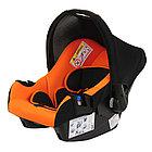 Удерживающее устройство для детей 0-13 кг BAMBOLA NAUTILUS Черный/Оранжевый
