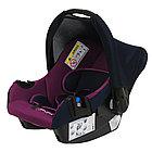 Удерживающее устройство для детей 0-13 кг BAMBOLA NAUTILUS Фиолетовый/Синий