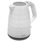 Электрический чайник Scarlett SC-EK18P49 белый