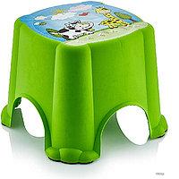 **DUNYA Детский табурет Зеленый
