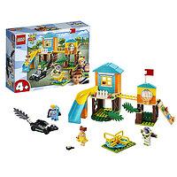 Lego Juniors История игрушек-4: Приключения Базза и Бо Пип на детской площадке