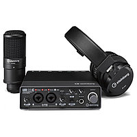 Комплект для звукозаписи Steinberg UR22C Recording Pack