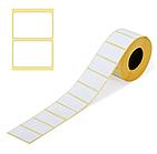Термоэтикетки 58 х 40 мм (500 шт/рул)