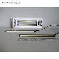 Дневные ходовые огни KS-auto, KS-C1800, 12 В, COB , 190*12*6мм