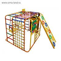 ДСК Формула здоровья Кубик У Плюс напольный оранжевый-радуга