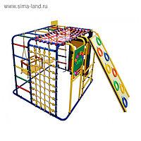 ДСК Формула здоровья Кубик У Плюс напольный синий-радуга