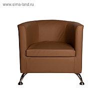 Кресло Марс 660х710х650 Коричневый
