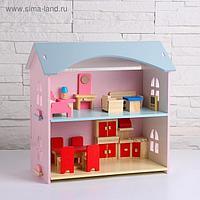 Кукольный домик «Сказка» 33х17х31,5 см