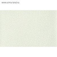 Обои под покраску на флизелине, антивандальные Белвинил Вьюга-71 зеленый, 1,06х10 м