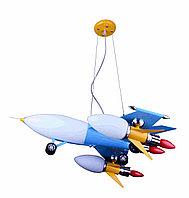 Люстра самолет, фото 1