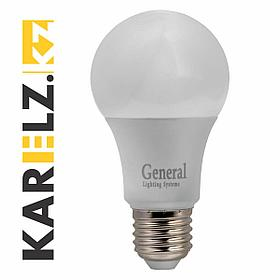 Лампа LED GLDEN-WA60P-15W/230V/E27/6K,матовая,(General)(10/100),660345