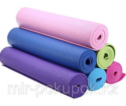 Йогамат коврик для йоги, фитнеса и пилатеса (6 мм) - фото 2