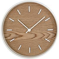 Часы настенные Kudo, беленый дуб, фото 1