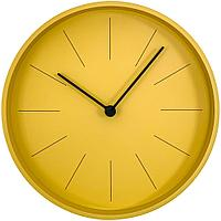 Часы настенные Ozzy, желтые, фото 1