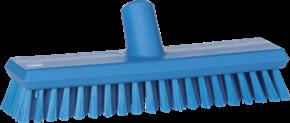 Щетка скребковая для мытья полов с подачей воды, 270 мм, средняя