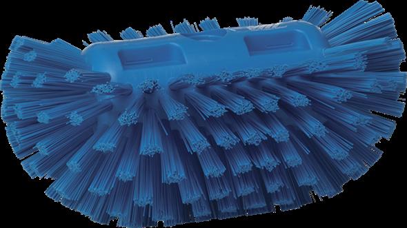 Щетка для очистки емкостей, 205 мм, Жесткий, синий цвет