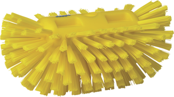 Щетка для очистки емкостей, 205 мм, Жесткий, желтый цвет