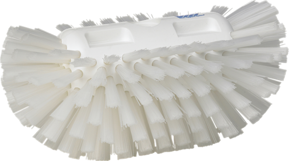 Щетка для очистки емкостей, 205 мм, средний ворс, белый цвет