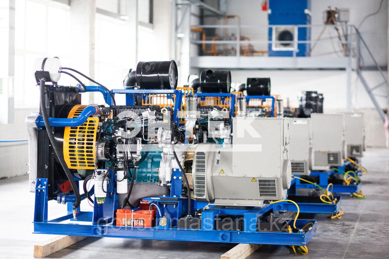Дизель-генераторная установка АД120-NEXT