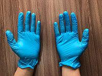 Перчатки нитриловые от 100пар. 87089717702 (WApp)