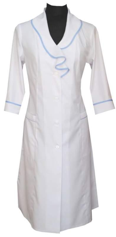 белый халат медицинский цена