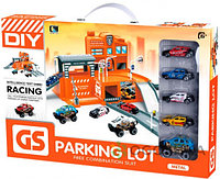 """Парковка """"Гоночные машины"""" Racing Parking Lot  Оптом"""