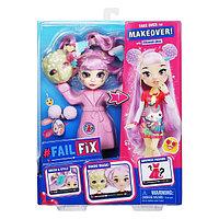 FailFix ФейлФикс Игровой набор кукла 2 в1 Кавай Кьюти с аксесуарами