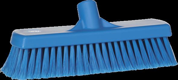 Щетка для подметания, 300 мм, Мягкий/ расщепленный ворс, синий цвет