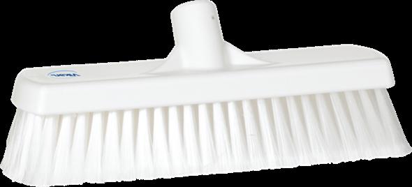 Щетка для подметания, 300 мм, Мягкий/ расщепленный ворс, белый цвет