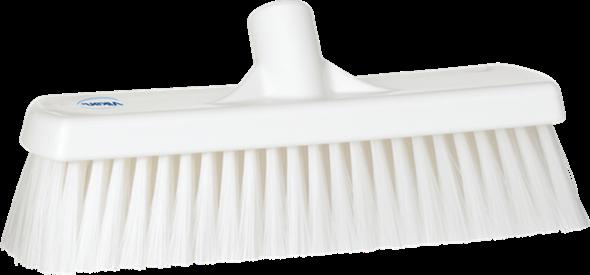 Щетка для подметания, 300 мм, средний ворс, белый цвет