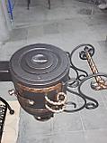 Мангал кованый для дома !, фото 7
