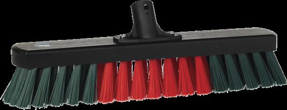Щетка для гаража, 440 мм, Жесткий ворс, черный цвет
