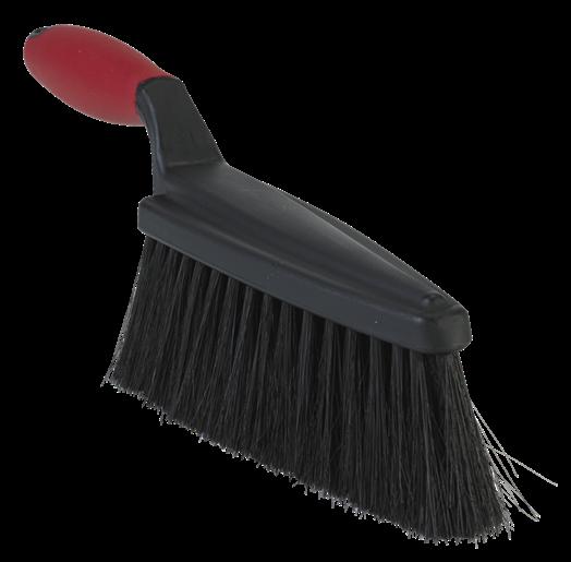 Щетка для уборки снега, 335 мм, Жесткий, черный цвет