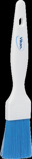 Кисточка кулинарная для выпечки, 30 мм, Мягкий ворс, синий цвет