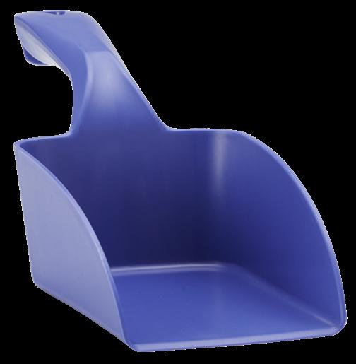 Совок ручной средний, 1 л, фиолетовый цвет