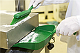 Ручная щетка, 330 мм, средний ворс, белый цвет, фото 3